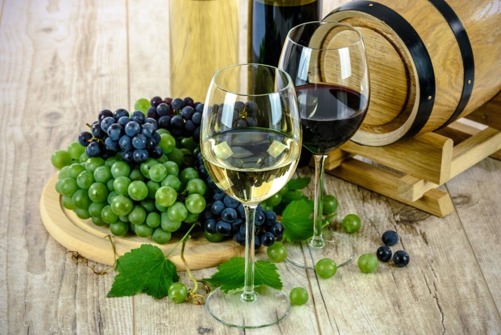 Does the age of grapes impact the smell of your wine?