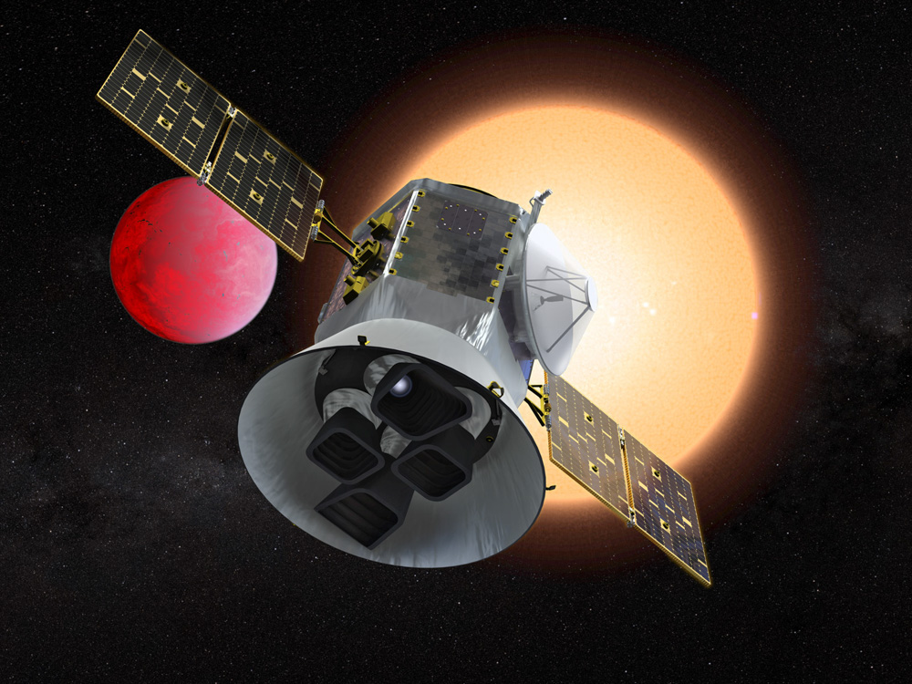 NASA's TESS mission discovers it's first planet orbiting two suns